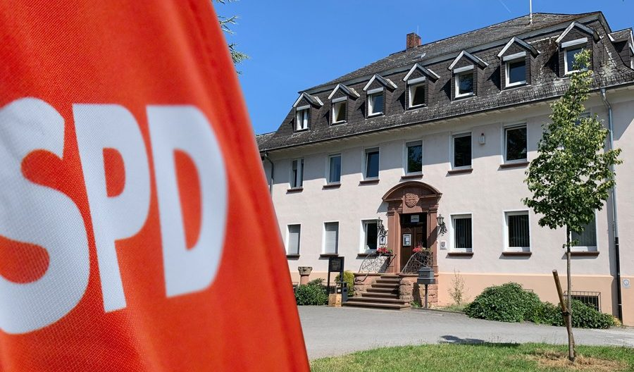 Rathaus Birkenau